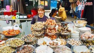 Phát thèm với Hàng Ốc gần 10 năm nổi tiếng Khu Chợ Bàn Cờ Sài gòn