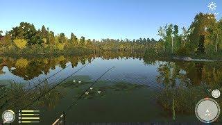 Русская рыбалка 4 - озеро Старый Острог - Садок рыбы на новой точке