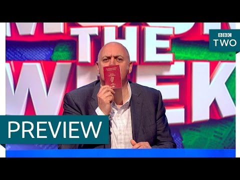 Highly valuable Irish passports - Mock the Week: Series 15 Episode 12 Preview - BBC Two