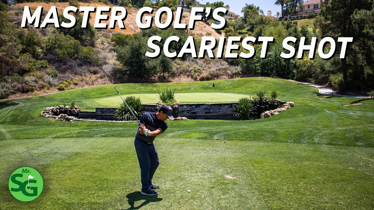 How to Hit the Scariest Shot in Golf