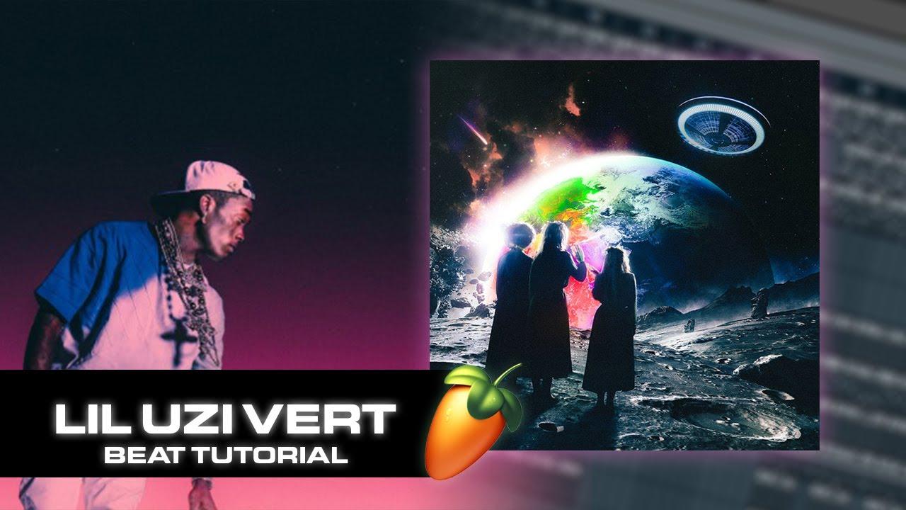 Lil Uzi Vert: Produzindo um Beat | @prod.rell