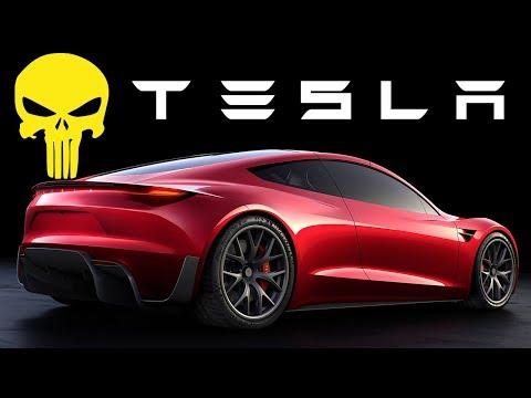 Бензин уходит в прошлое! TESLA УНИЧТОЖАЕТ всех! Tesla Roadster 2.0 и ТЯГАЧ Semi.