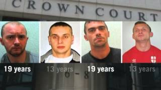 VIDEO - Paul Kohler: Four Polish burglars sentenced for up to 19 years for attack
