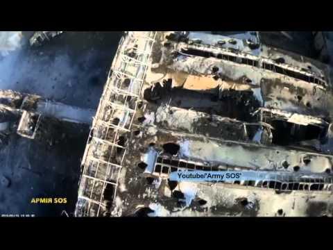 Ukraine Holds Donetsk Airport: Ukrainian army resists new attacks by Kremlin-backed insurgents