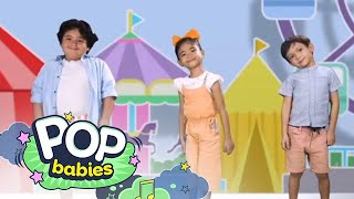 Simple Simon + More Nursery Rhymes   Non-Stop Compilation   Pop Babies