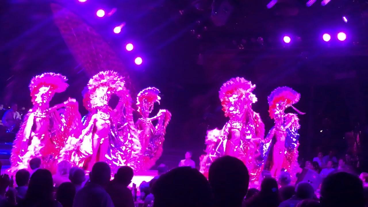 Tropicana Shows
