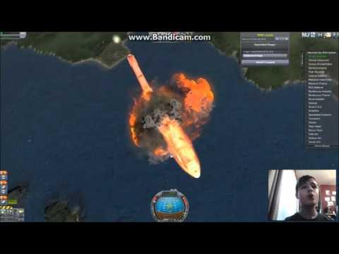 KSP: Buran and Dragon V2 International Collaboration Flight
