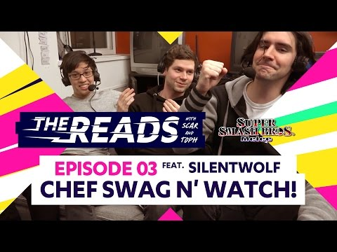 The Reads #03 with Scar & Toph ft. SilentWolf - Chef Swag N' Watch!