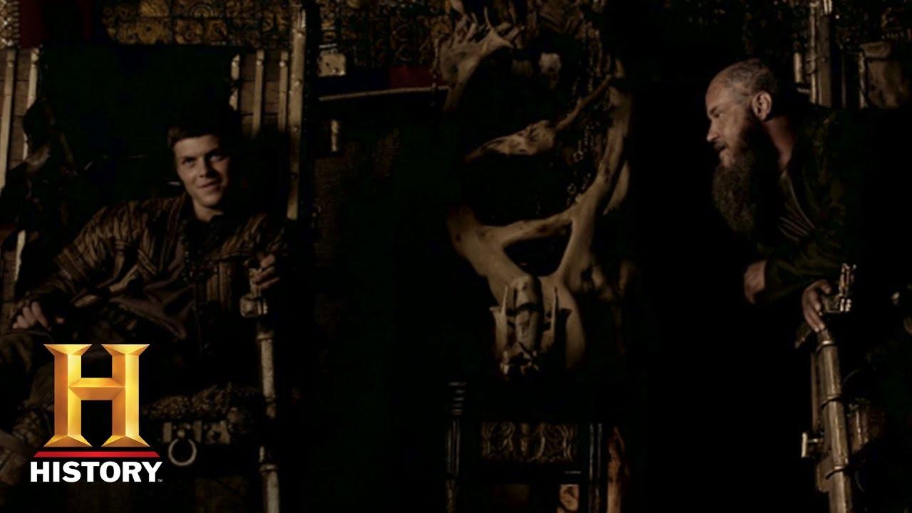 Download Vikings: Ragnar Extends an Invitation to Ivar (Season 4, Episode 11) | History