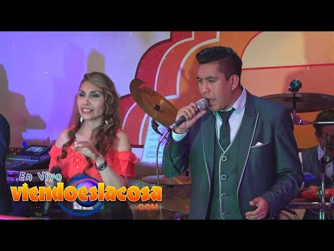 VIDEO: A FLOR DE CUMBIA - Me Haces Falta (Los Ángeles Azules) ¡En VIVO! - WWW.VIENDOESLACOSA.COM