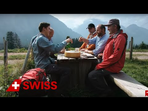 A SWISS Welcome - Win a unique holiday to Switzerland  | SWISS