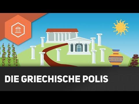 Die Griechische Polis - Die Gesellschaft im antiken Griechenland ● Gehe auf SIMPLECLUB.DE/GO