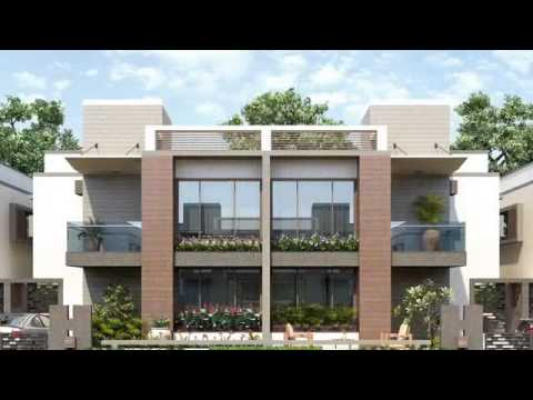 Gokulam twin bungalow youtube Twin bungalow plans
