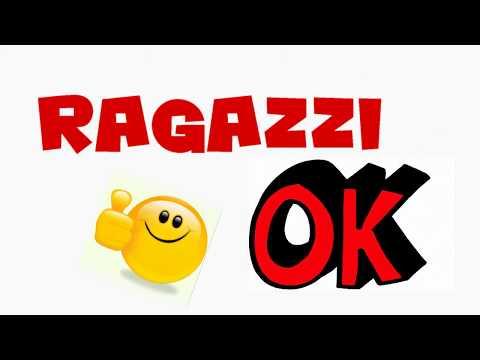 RAGAZZI OK - Film Cortometraggio Su Alcool, Droga E Dipendenze Tra I Giovani.