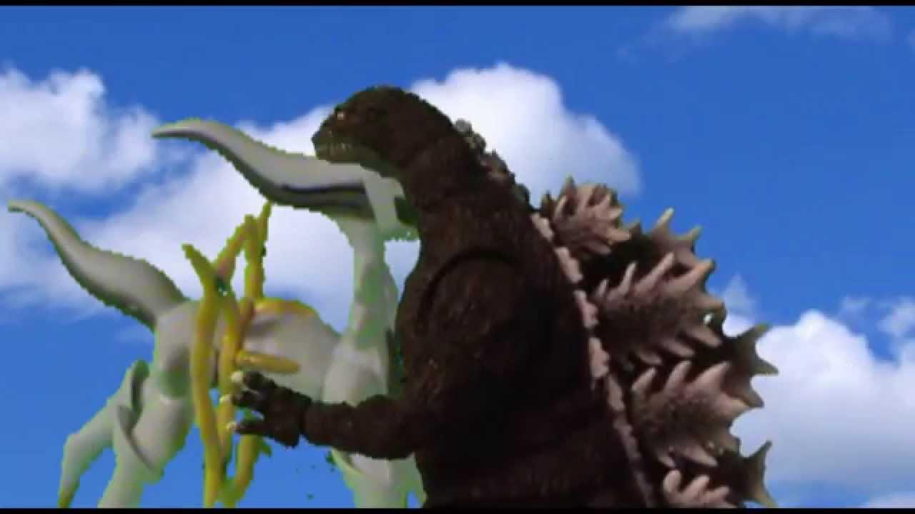 Sharktopus Vs Godzilla | www.pixshark.com - Images ...