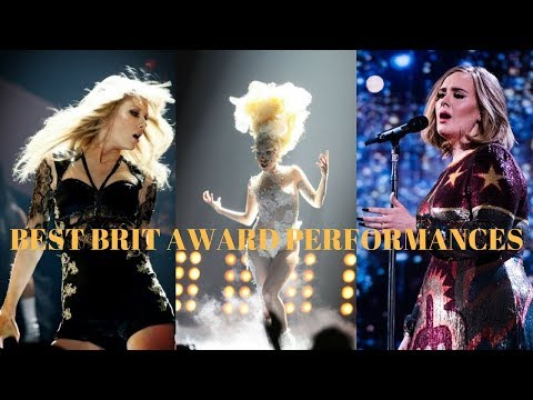 BEST PERFORMANCES FROM THE BRIT AWARDS