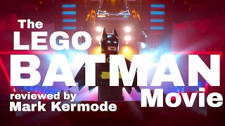 The LEGO Batman Movie reviewed by Mark Kermode