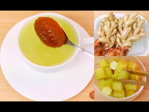 Best Way To Store Ginger And Keep For Months Make Ginger Root Juice Ice Cubes For Quick Ginger Tea