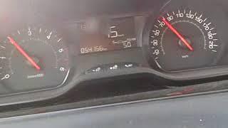 Copie de Régime moteur qui tombe en 5ième Peugeot 208