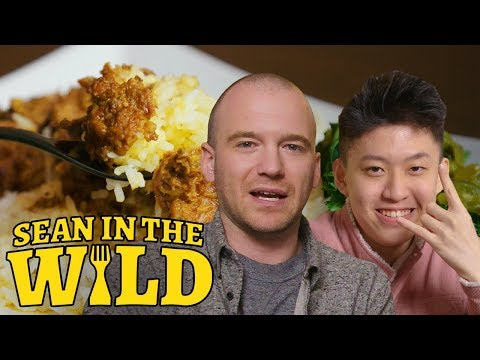 Rich Chigga Schools Sean Evans on Indonesian Food | Sean in the Wild