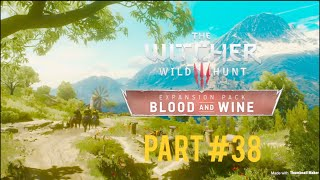 The Witcher 3: Blood and Wine beginnt. Let