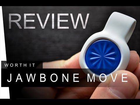 Jawbone Move - REVIEW