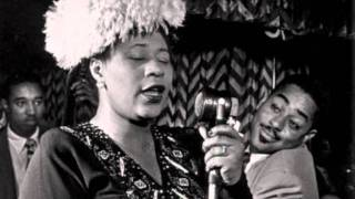 Ella Fitzgerald & Bill Doggett ~ You Can Depend On Me
