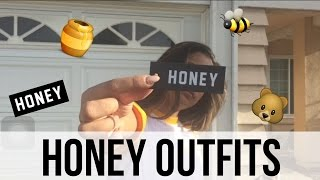 5 Honey Brand Co. Outfits | Angelina Terese
