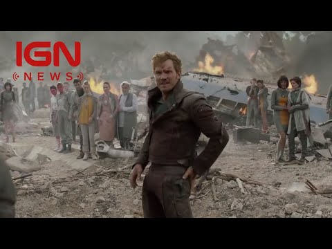 Its Not Easy Being a Guardian of the Galaxy Right Now - IGN News