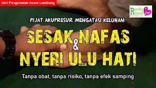 MyHEALTH : Pedih Ulu Hati.