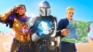 THE HUNT FOR THE ZERO POINT! (A Fortnite Short Film)