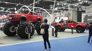 รถเด็ดโซน Show My Big ในงาน Big Motor Sale 2018 ที่ไบเทคบางนา : รถซิ่งไทยแลนด์