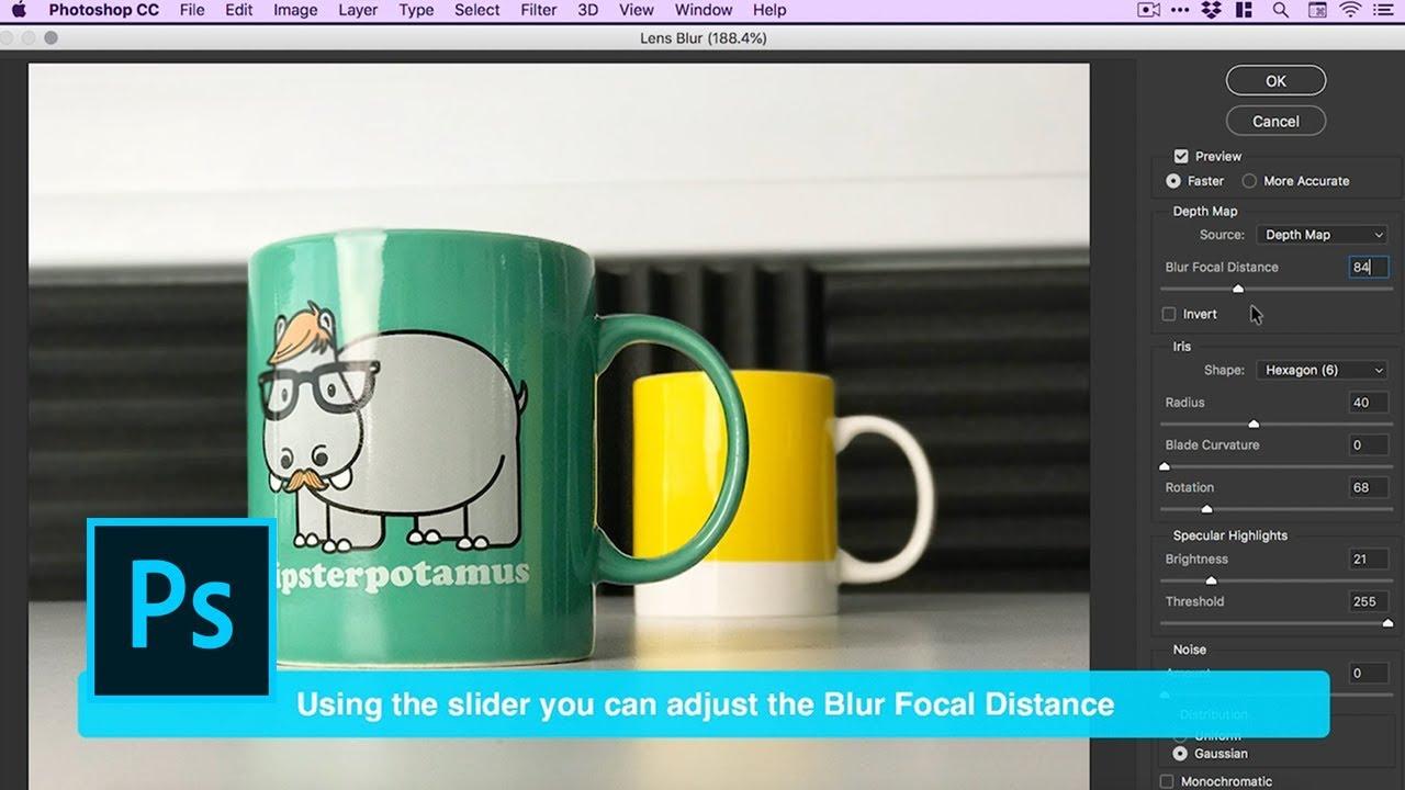 Create Depth Maps in Photoshop | Adobe Creative Cloud
