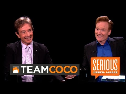 Martin Short  Serious JibberJabber with Conan O'Brien