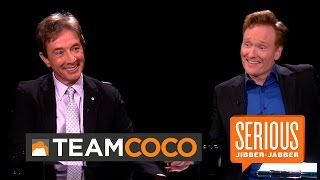 Martin Short -- Serious Jibber-Jabber with Conan O