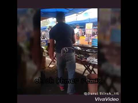 Oh oh khmer remix dance(parody)