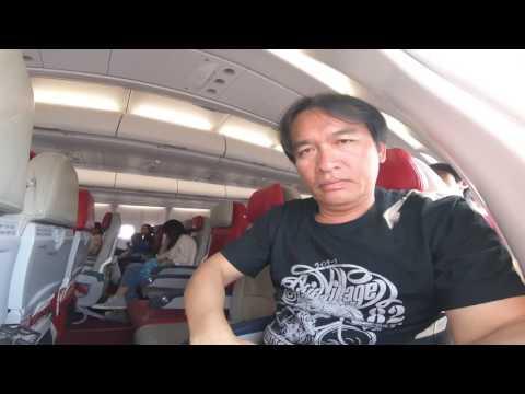คลิป..คนรักเครื่องบิน Long fligthThai AirAsia X ไฟลท์ XJ 611 Airbus a 330-300 กับ Go Japan