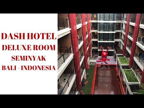 Deluxe Room In Dash Hotel Seminyak Bali || Travel With Siri