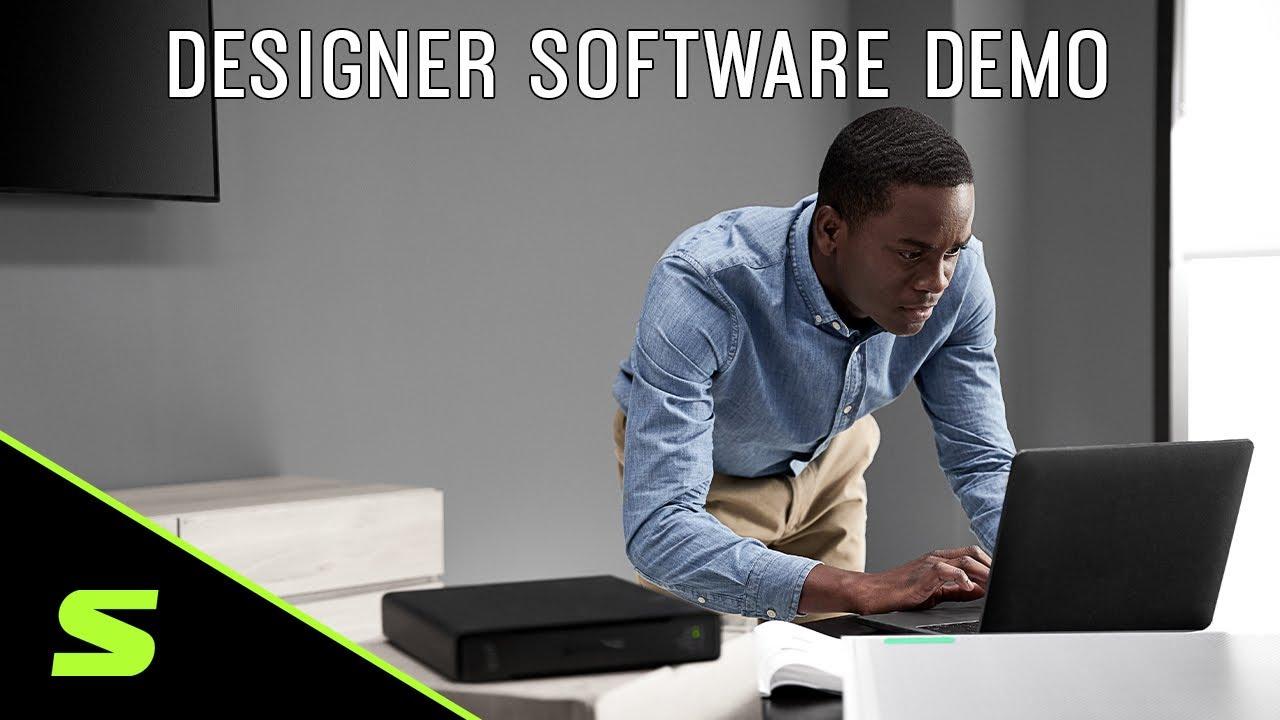 Designer System Configuration Software