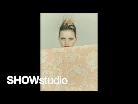 Guinevere van Seenus talks to Nick Knight about Jil Sander & Craig McDean S/S96 catalogue:Subjective