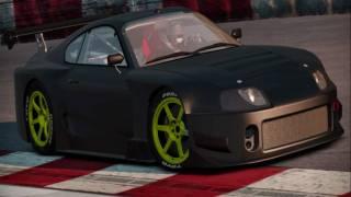 NFS Shift 2 Unleashed - Full Car List Part 6