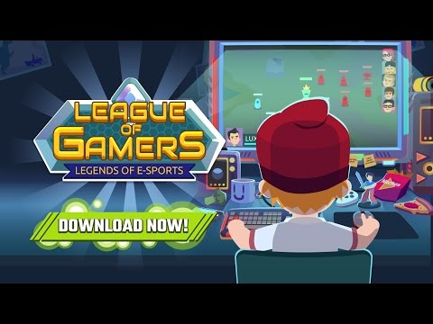 League of Gamers – Be an E-Sports Legend! 1