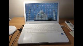 방학동 컴퓨터수리 삼성 NT550E 노트북이 동영상 강…