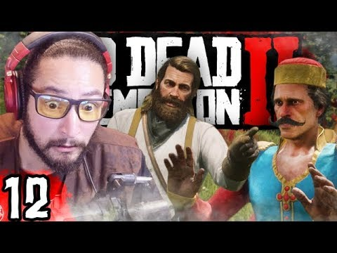 KING OF THE BEASTS : Red Dead Redemption 2 Part 12