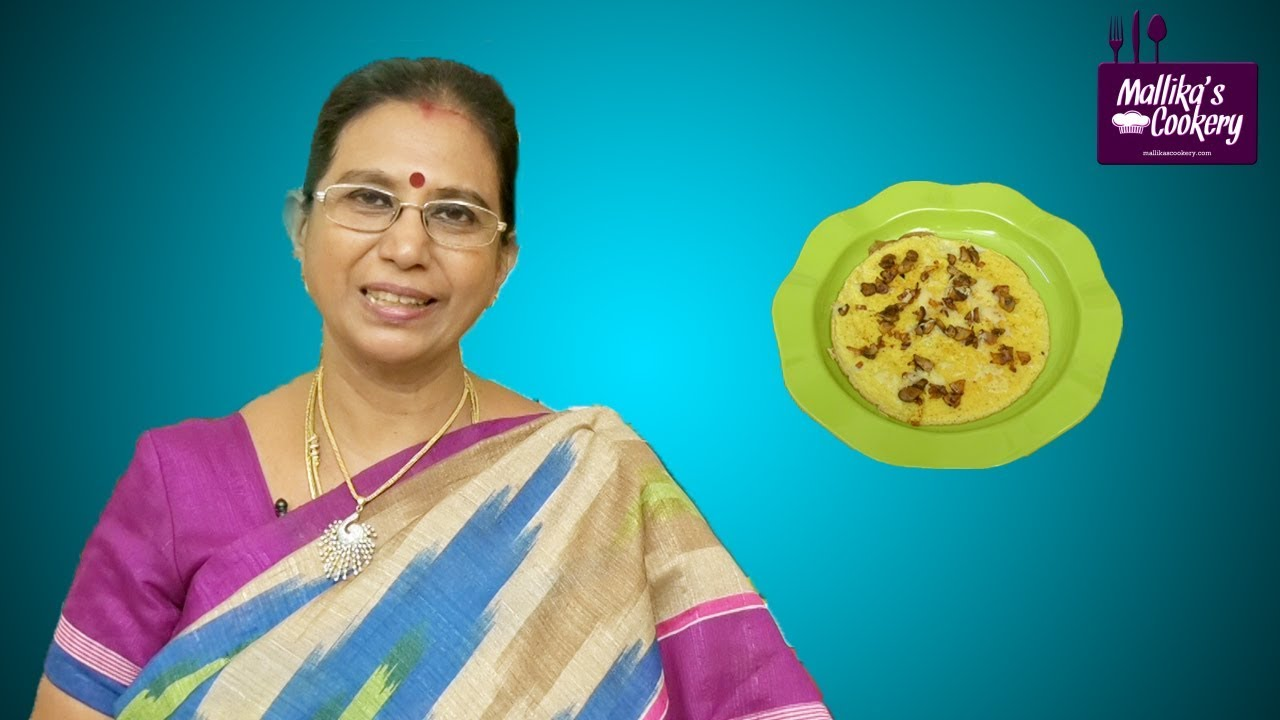 Mushroom Cheese Omelette | Mallika Badrinath Recipes | Quick Snacks ...