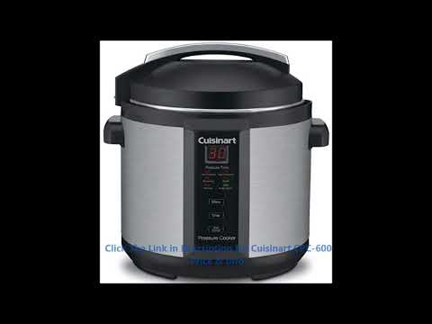 Many Cuisinart CPC-600 Reviews By minba