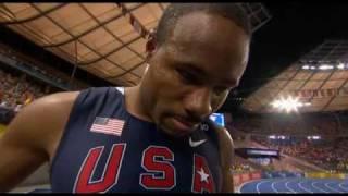 100m Men's Final World Championships 2009