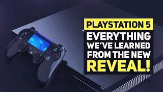 PlayStation 5 REVEAL BREAKDOWN - All Confirmed Specs & Everything You Need To Know (PS5 NEWS)