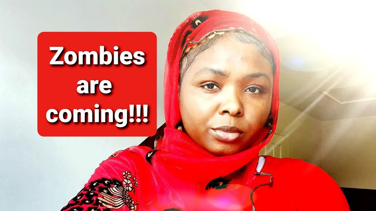 ITS INEVITABLE!! ZOMBIES ARE COMING!!**WATCH AND SHARE**