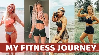 My Fitness Journey || What I Learned and My Tips!!! || Weight Loss Transformation